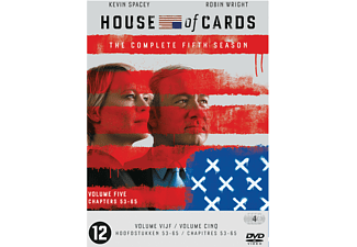 House of Cards Saison 5 DVD