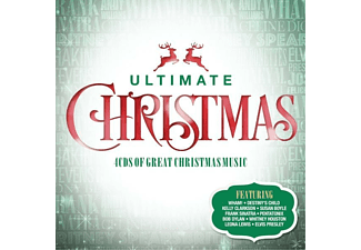 VARIOUS - Ultimate...Christmas Hits - (CD)