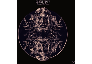 Watter - History Of The Future - (CD)
