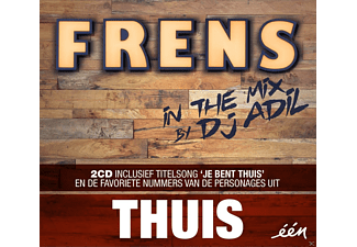 Thuis - Frens In De Mix CD