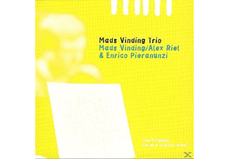 Mads Vinding Trio - The Kingdom - (CD)