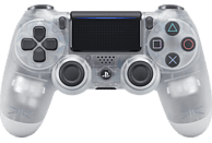 SONY DUALSHOCK4 Controller} Crystal