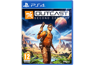 Outcast - Second Contact PlayStation 4