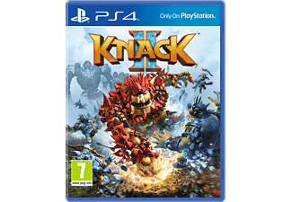 SONY Knack 2 PS4 Oyun