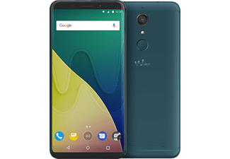 WIKO View XL, Smartphone, 32 GB, 5.99 Zoll, Deep Bleen, Dual SIM