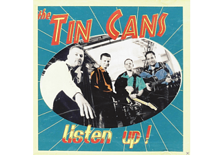 Tin Cans - LISTEN UP! - (CD)