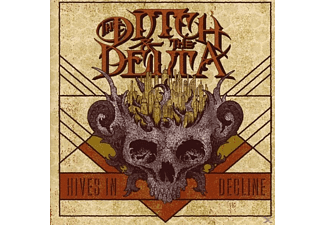 The Ditch And The Delta - Hives in Decline - (CD)