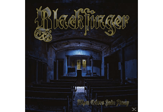 Blackfinger - When Colors Fade Away - (CD)