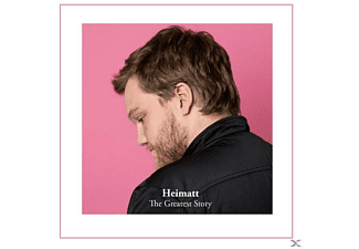 Heimatt - The Greatest Story (Black Vinyl) - (Vinyl)