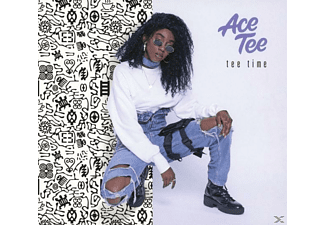 Ace Tee - Tee Time - (Maxi Single CD)