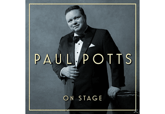 Paul Potts - On Stage - (CD)
