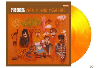 The Coral - Magic & Medicine (LTD Flaming Vinyl) - (Vinyl)