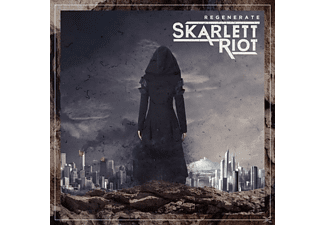 Skarlett Riot - Regenerate - (CD)