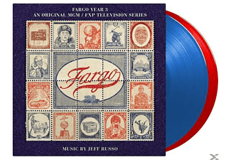 OST - Fargo Season 3 (LTD Red & Blue Vinyl) - (Vinyl)