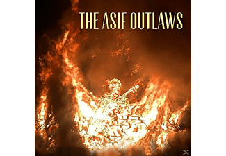 The Asif Outlaws - The Asif Outlaws - (CD)