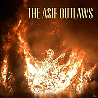 The Asif Outlaws - The Asif Outlaws [CD]