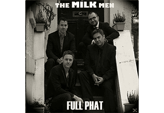 The Milk Men - Full Phat - (CD)