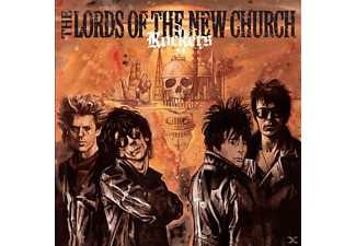 Lords Of The New Church - Rockers (Re-Issue) - (CD)