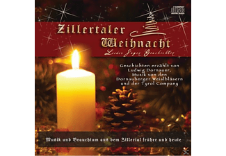 Ludwig/tyrol Company/+ Dornauer - Zillertaler Weihnacht - (CD)