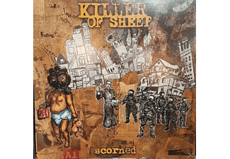 Killer Of Sheep - Scorned - (Vinyl)