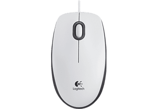 LOGITECH Mouse M100 White (910-005004 )