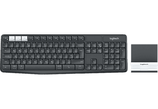 LOGITECH K375s Multi-Device Wireless Keyboard and Stand (920-008178)