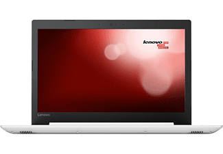 "LENOVO IdeaPad 320 fehér laptop 80XV00YCHV (15,6"" Full HD matt/AMD A9/4GB/256GB SSD/R520 2GB VGA/DOS)"