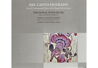 The Royal Wind Music - Del Canto Figurado - (CD)