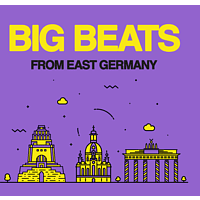 VARIOUS - Big Beats from East (Exklusiv) [CD]