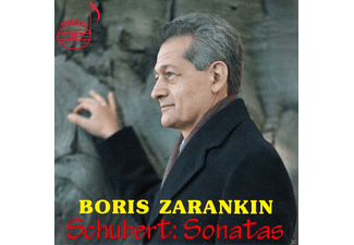 Boris Zarankin - Schubert: Piano Sonata - (CD)