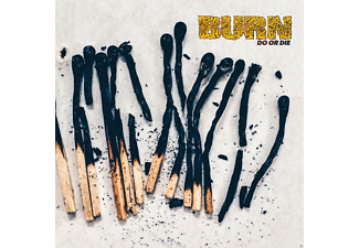 The Burn - Do Or Die - (CD)