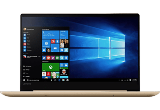 "LENOVO IdeaPad 720S-13IKBR arany notebook 81BV006BHV (13,3"" Full HD IPS/Core i7/8GB/256GB SSD/Windows 10)"