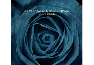 John Stowell, David Liebman - Blue Rose - (CD)