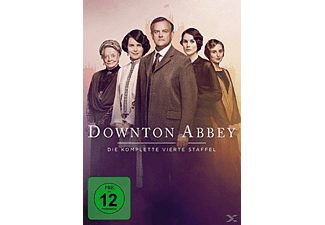 Downton Abbey - Staffel 4 - (DVD)