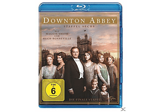 Downton Abbey - Staffel 6 - (Blu-ray)