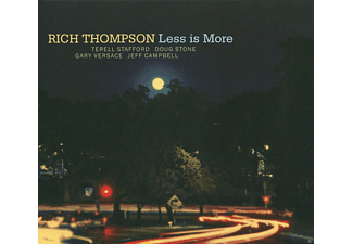 Rich Thompson - Less is More - (CD)