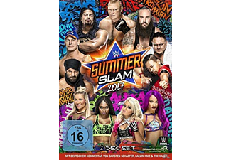WWE - SUMMERSLAM 2017 - (DVD)
