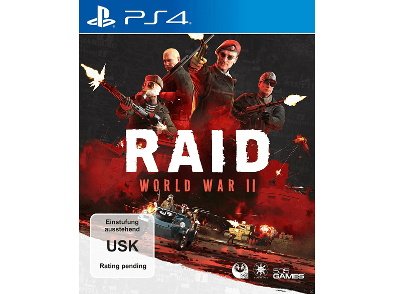 Raid: World War II [PlayStation 4]