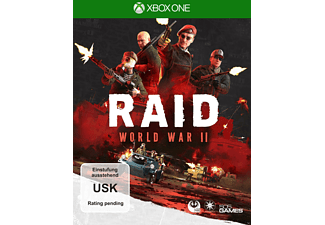 Raid: World War II - Xbox One