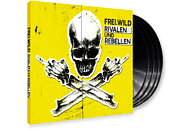 Frei.Wild - Rivalen und Rebellen (LTD. 4LP Gatefold + MP3 CD) [Vinyl]