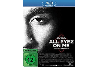All Eyez on Me - (Blu-ray)