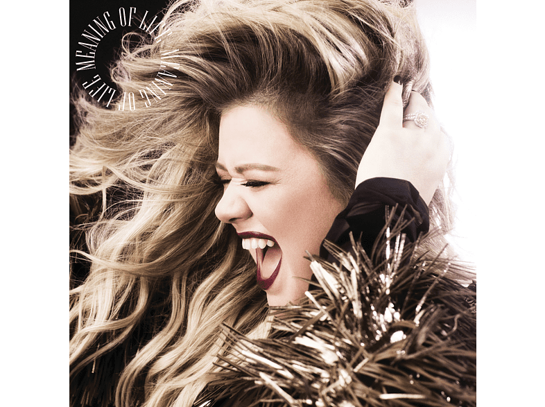 Kelly Clarkson - Meaning Of Life [CD]