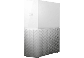 WD My Cloud Home Personlig Molnlagring - 3 TB
