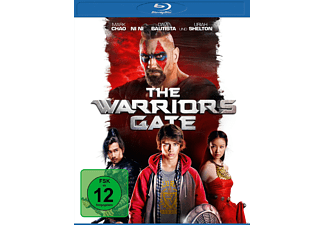 Warriors Gate - (Blu-ray)