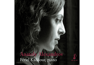 Feriel Kaddour - Anatoly Alexandrov/Preludes,Poeme,Visions - (CD)