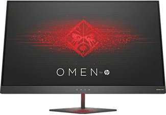 hp gaming monitor omen 27 zoll led wqhd tn panel online. Black Bedroom Furniture Sets. Home Design Ideas