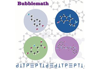 Bubblemath - Edit Peptide - (CD)