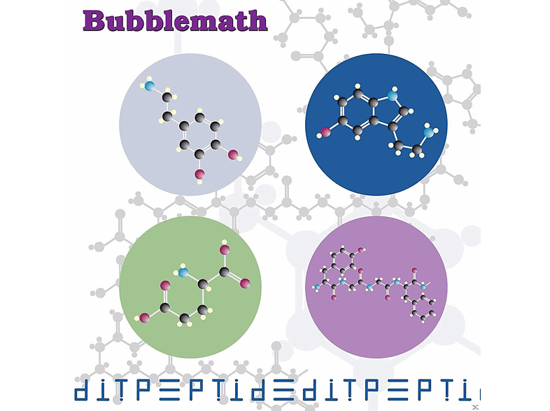 Bubblemath - Edit Peptide [CD]