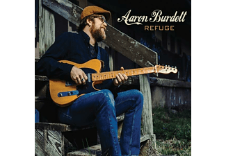 Aaron Burdett - Refuge - (CD)