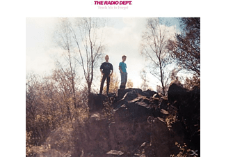 The Radio Dept. - Teach Me To Forget (Lim.Ed.) - (CD)